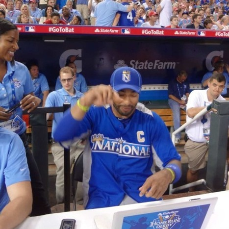 MLB Home Run Derby and All-Star Game Bring Social to the Field   Social Media & Sports   Scoop.it