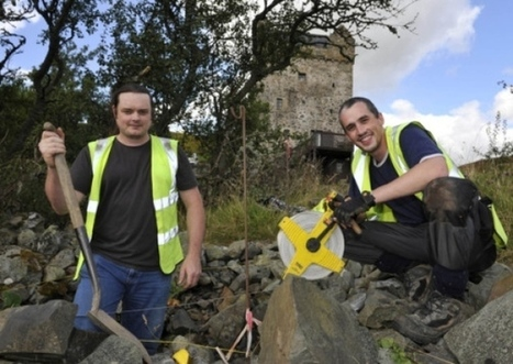 Hunting for the 1540s at Kirkhope Tower | Archaeology News | Scoop.it