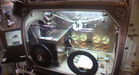 Zero-G 3D Printer, Unpacked and Installed | Made In Space | Technology  news | Scoop.it