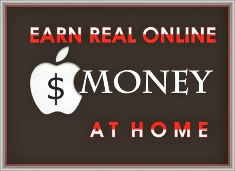 EARN REAL ONLINE MONEY AT HOME | Online Information | Scoop.it