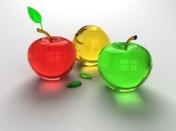 3d Apple Wallpaper | FreeWallpaperz | Scoop.it