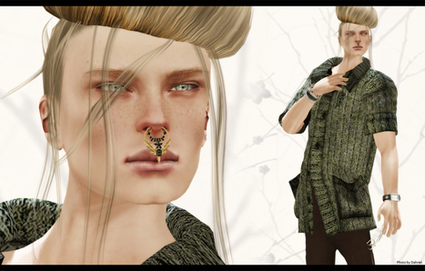 News at Mens Dep. with ¡gO! & 22769 styled with Fruk, EMOtions, {SYL} & Gizza News! | Mens life style | Scoop.it