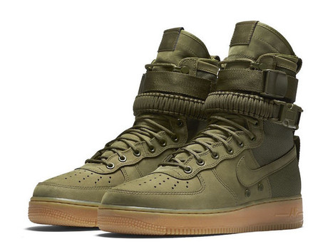 Nike Special Forces Air Force 1 High Top Faded Olive : | Beats By Dre - Cheap Monster Beats By Dre Outlet Sale | Scoop.it