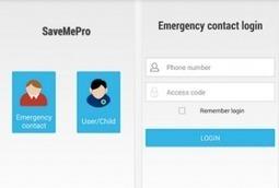 Save me Pro, una app que convierte tu Smartphone en botón de pánico | Salud Publica | Scoop.it