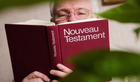 La Bible comme un roman - La Vie | Let´s Talk to The Bible | Scoop.it