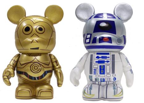 Disney Unveils Star Wars Vinylmation Series #1   All Geeks   Scoop.it
