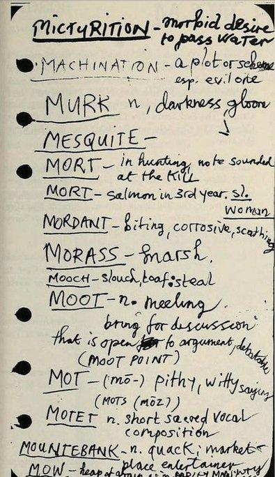 Les mots de Nick Cave | Les Mots et les Langues | Scoop.it