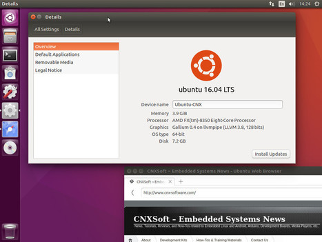 "Ubuntu 16.04 LTS ""Xenial Xerus"" Release 