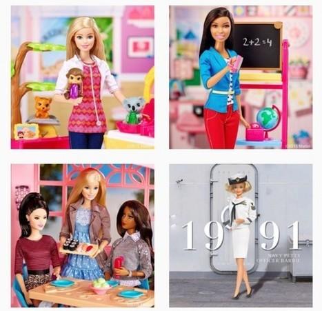 Le community management de Barbie, ou la revanche d'une blonde | Nouvelles pratiques de communication et de médiation | Scoop.it
