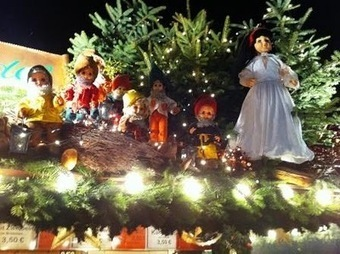 The Christmas Market in Stuttgart - Monkeys and Mountains | Travel in Germany | Scoop.it