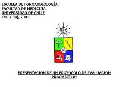 Protocolo de evaluación pragmática de L. Martinez | Logos | Scoop.it