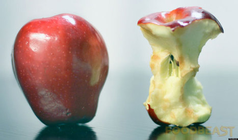 So Apparently, We've Been Eating Apples All Wrong [VIDEO] | For Perfect Health | Scoop.it