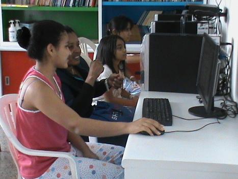 Aulas Hospitalarias se refuerzan con 40 equipos de computo | AMPR | Scoop.it