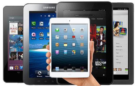 5,2 millions de Françaises utilisent une tablette | Nouvelles technologies - SEO - Réseaux sociaux | Scoop.it