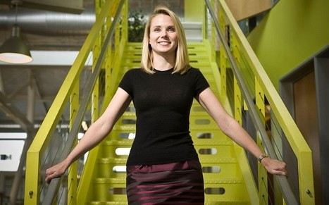 Yahoo! revenues fall 6pc and leaves Marissa Mayer more work to do - Telegraph | Section B case studies | Scoop.it