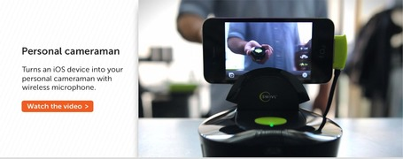 Swivl - Video Empowered. | Resources and ideas for the 21st Century Classroom | Scoop.it