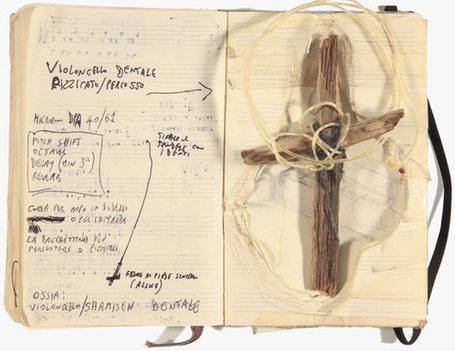10 Moleskine Journals From Some Of The Most Interesting Creatives Alive | Fast Company | Public Relations & Social Media Insight | Scoop.it