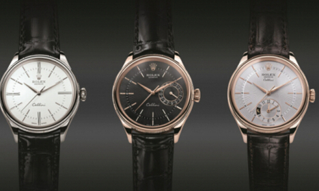 Father's Day Gift New Rolex Cellini Watch | Jurnalism monden | Scoop.it
