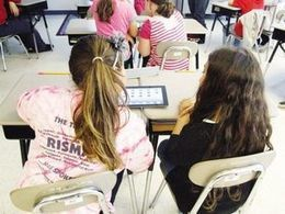 Technology transforms learning experience in Acushnet classrooms | SouthCoastToday.com | Technology by SparkTT | Scoop.it