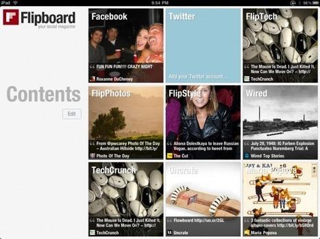 7 lectores de feeds para mantenerte informado desde tu smartphone | Aprendiendo INFORMÁTICA | Scoop.it