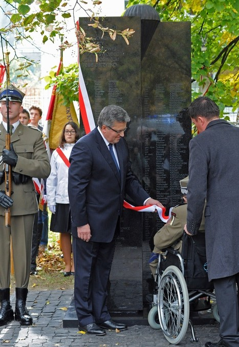New monument honors Polish resistance fighters of World War II - Washington Post | World at War | Scoop.it