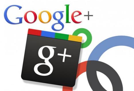 Google Plus active users growth vs Facebook   SEO   Scoop.it
