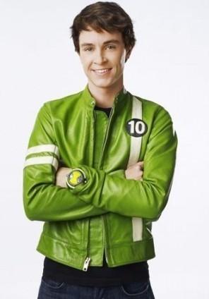 Ben 10 Leather Jacket | Ben 10 Alien Swarm Green Jacket | Ben 10 Alien Swarm Leather costume | Scoop.it