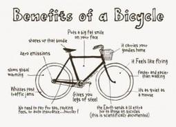 Le plus grand danger du vélo serait de ne pas en faire | RoBot cyclotourisme | Scoop.it