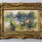 Le Renoir «acheté 7dollars» restitué au Musée de Baltimore   Circulation des biens culturels et protection du patrimoine culturel   Scoop.it