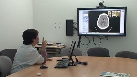 La vidéo et la téléphonie pour pallier le manque de spécialistes à l'hôpital d'Evreux - France 3 Haute-Normandie | le monde de la e-santé | Scoop.it