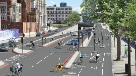 Nasce a Londra l'autostrada delle biciclette | Rinnovabili | Ambiente e Territorio | Scoop.it