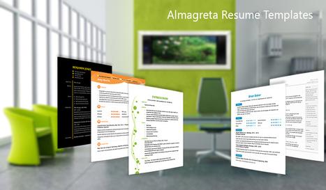 Resume Templates | Resume | Scoop.it
