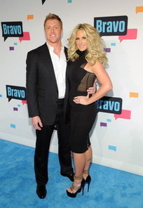 Kim Zolciak introduces her twins Kaia and Kane to the world   The Real Housewives News & Gossip   Scoop.it