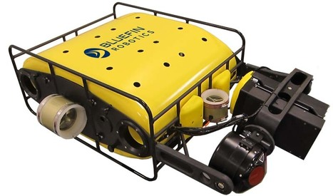 Navy gets new robot to detect mines on ships | Robots and Robotics | Scoop.it