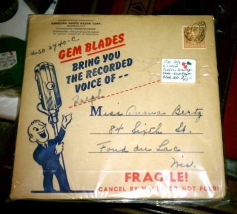 Nothing To Write Home About? Letters From WWII|Inherited Values | Antiques & Vintage Collectibles | Scoop.it
