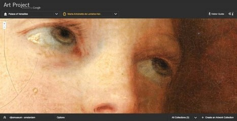 L'opera d'arte all'epoca di GoogleArtProject | Capire l'arte | Scoop.it