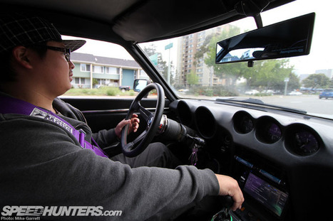 THE PEOPLE'S CHOICE: SUNNY'S 240Z - Speedhunters | Marcus Brown exotic repairs | Scoop.it
