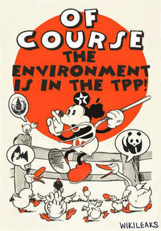 Leaked TPP 'Environment Chapter' Shows 'Corporate Agenda Wins' | Torpedo the TPP | Scoop.it
