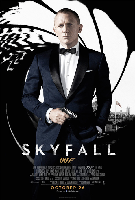 The EFL SMARTblog: Film Reviews - Skyfall and The Master | English Language Teaching | Scoop.it