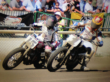 Harley-Davidson Springfield Mile Race Round #3 Preview - Cycleworld | California Flat Track Association (CFTA) | Scoop.it