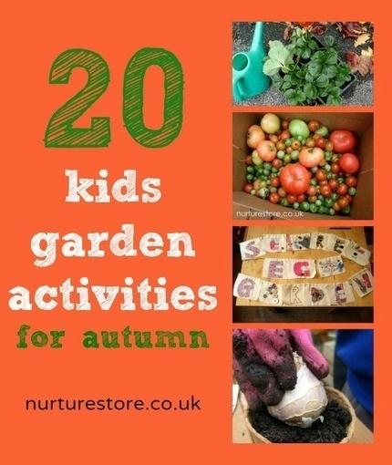 Teach Children Gardening   Kindergarten Learning   Scoop.it