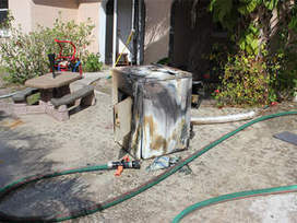 Clothes dryer causes house fire in Lake Worth | Dryer Lint Cleaning | Scoop.it