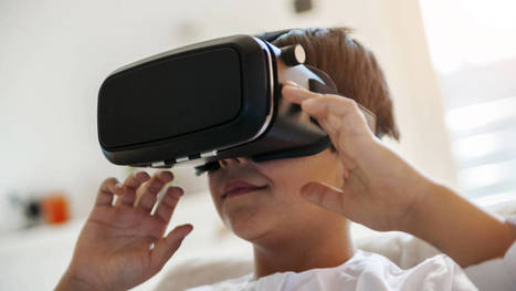 Five Ethical Considerations For Using Virtual Reality with Children and Adolescents | idevices for special needs | Scoop.it