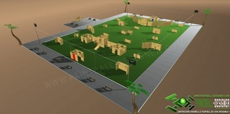 CS BUNKER V2 | PAINTBALL-DESIGNER by CS CONCEPT | paintball | Scoop.it