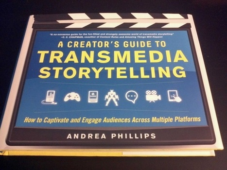 ARGs on Your Bookshelf: New Book Explores Transmedia Entertainment | Transmedia: Storytelling for the Digital Age | Scoop.it