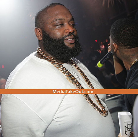 MTO WORLD EXCLUSIVE: Check Out These Pics Of Rapper Rick Ross' AMAZING WEIGHT LOSS . . . Did He Do It NATURALLY . . . Or SURGICALLY??(Before And AFTER Pics) - MediaTakeOut.com™ 2013 | GetAtMe | Scoop.it