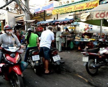 J'adore ce type d'ambiance vivante à Ho Chi Minh Ville au Vietnam | Vivre au Vietnam | Scoop.it