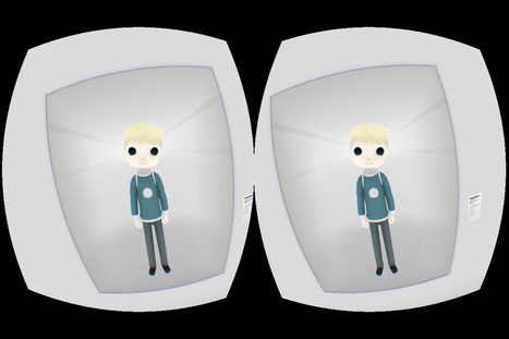 Fully Enter The External World with David OReilly's Oculus Rift Experience, Character Mirror - VENUS PATROL | It's All Social | Scoop.it