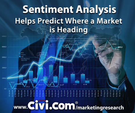 Sentiment Analysis Helps Predict Where a Market is Heading | Marketing Research | Scoop.it