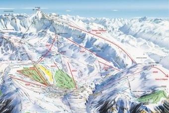 French Alps-Huge new ski area proposed between Alpe d'Huez & Les Deux Alpes | Stations, ski, neige et tourisme en montagne | Scoop.it